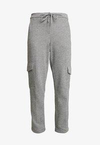 Opus - MILDA - Pantaloni sportivi - hazy fog melange - 4