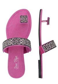 StarFlips - 3in1 - Sandalias de dedo - pink - 1