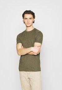 Denim Project - 10 PACK  - T-shirt basic - white - 7