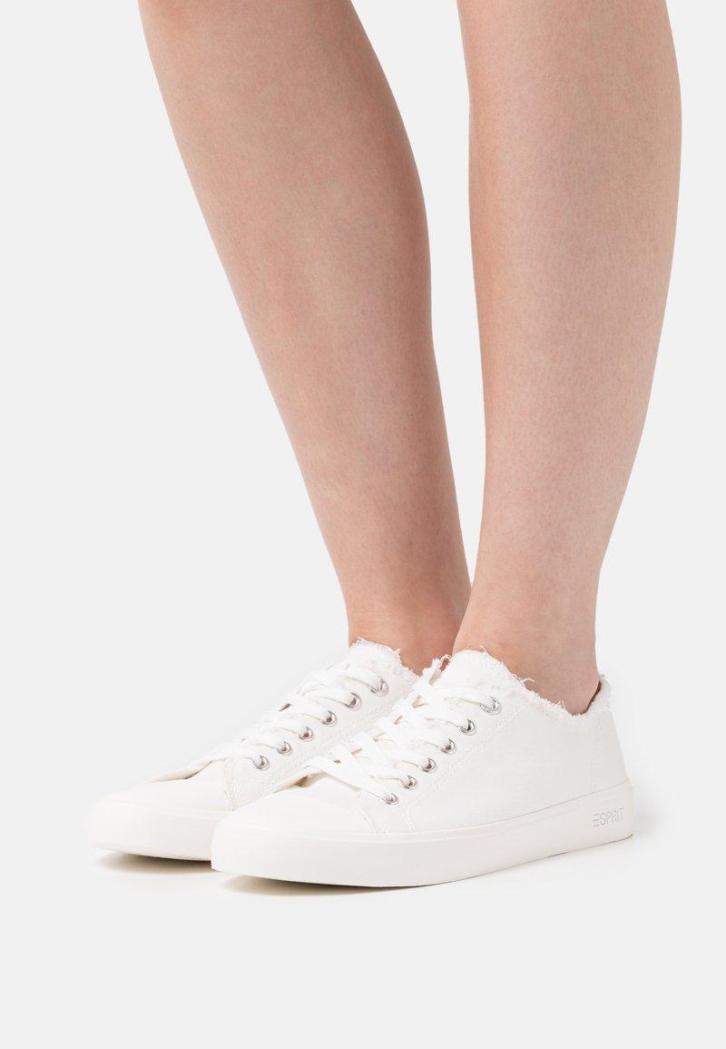 Esprit - NOVA LU - Trainers - white