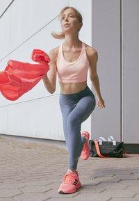 adidas Performance - ASK BRA - Sport BH - light flash orange - 3