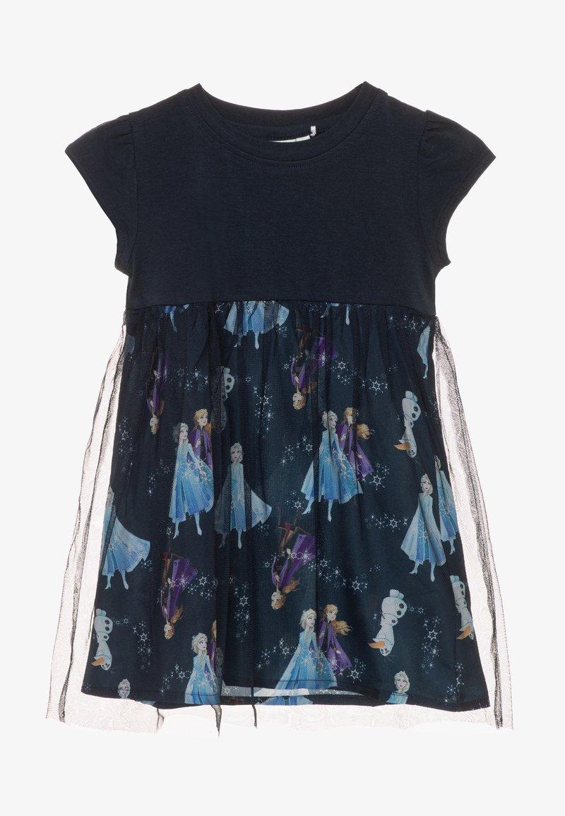 Name it - NMFFROZEN HIKO DRESS - Vestido informal - dark sapphire