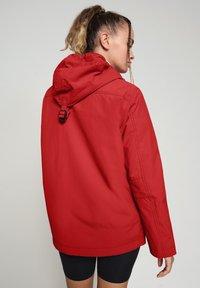 Napapijri - RAINFOREST SUMMER - Winter jacket - old red - 2