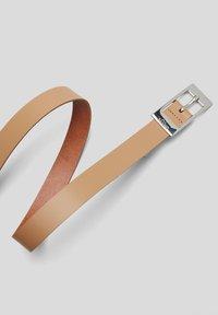 s.Oliver - Belt - brown - 4