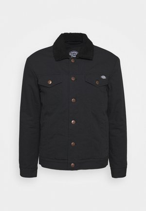 MARKSVILLE - Light jacket - black