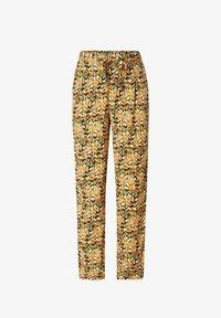 Yest - KAYRA - Trousers - fresh orange/multico - 2