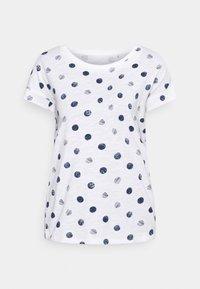 Esprit - CORE - Print T-shirt - off white - 0