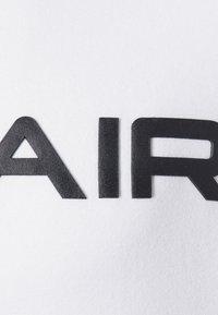 Nike Sportswear - AIR CREW - Sweatshirt - white/photon dust - 6