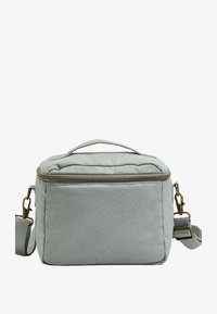 OYSHO - COOL BAG TO CARRY FOOD - Across body bag - grey - 0