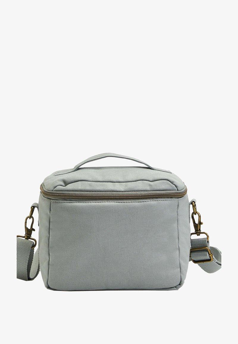 OYSHO - COOL BAG TO CARRY FOOD - Across body bag - grey