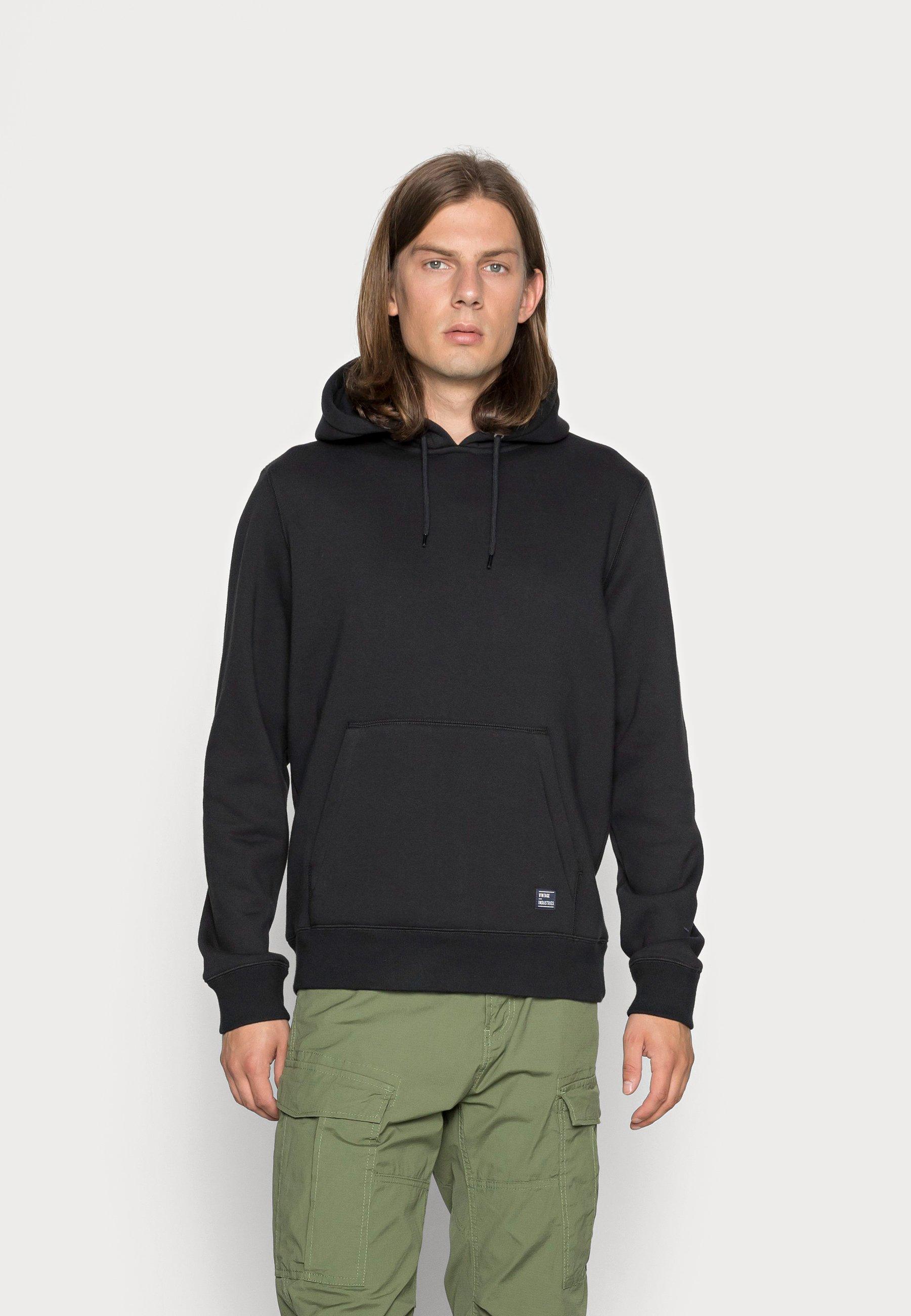 Men DERBY HOODED - Sweatshirt