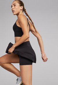 OYSHO - Sports skirt - black - 2