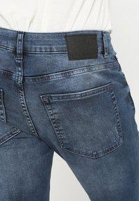 YOURTURN - Jeans Skinny Fit - dark blue - 4