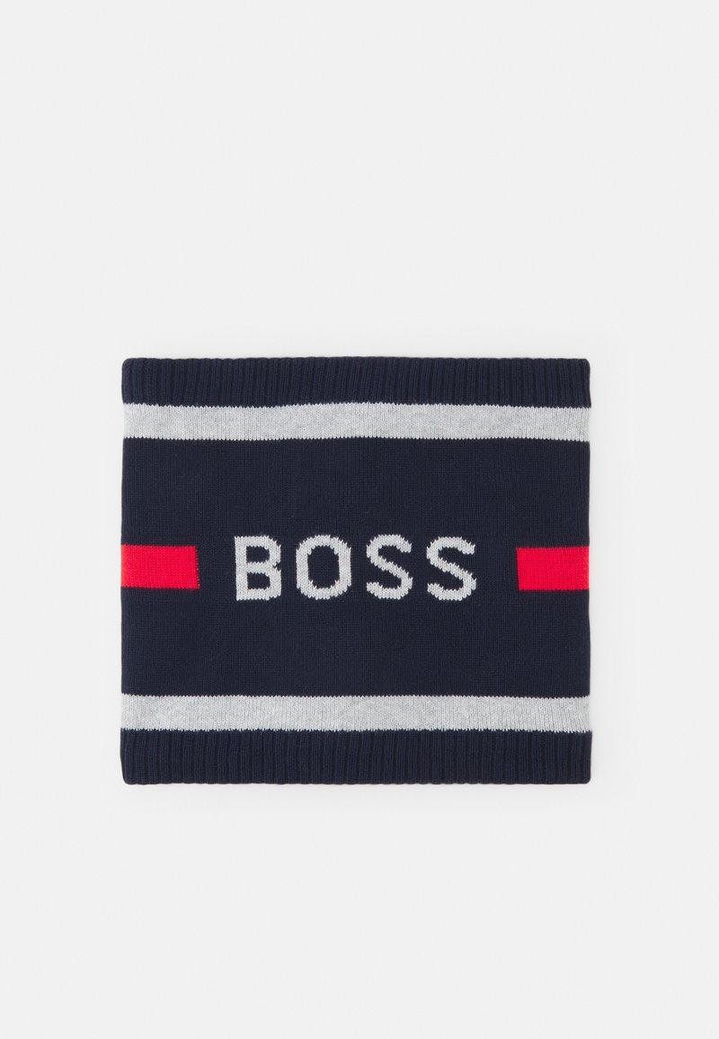 BOSS Kidswear - SNOOD UNISEX - Snood - navy