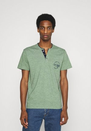 NEP  - T-shirt basic - mint green melange