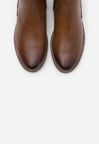 Marco Tozzi by Guido Maria Kretschmer - Ankle boots - cognac - 5