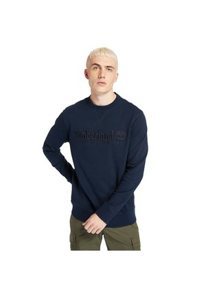 OUTDOOR HERITAGE ESTABLISHED 1973 CREW - Sweater - dark sapphire