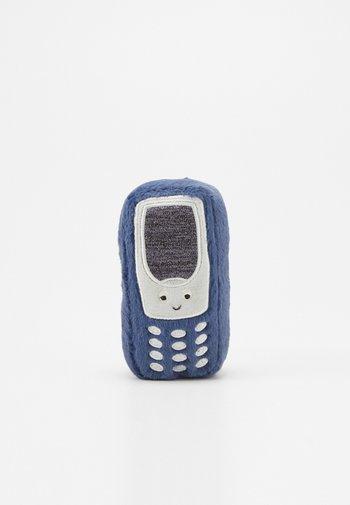 WIGGEDY PHONE - Pehmolelu - darkblue