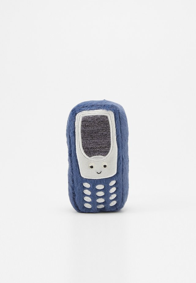 WIGGEDY PHONE - Cuddly toy - darkblue