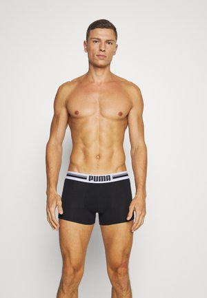 PLACED LOGO BOXER 6 PACK - Pants - black