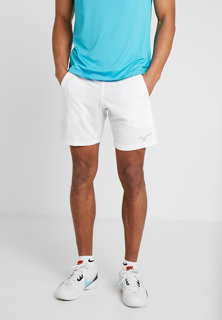 Mizuno - FLEX SHORT - Sports shorts - white