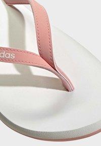 adidas Performance - EEZAY FLIP-FLOPS - Flip Flops - pink - 9