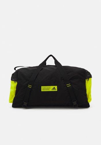 Torba sportowa - black/acid yellow