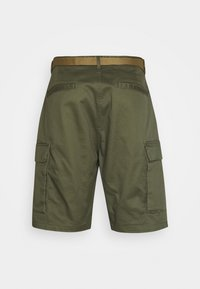 Scotch & Soda - FAVE CARGO - Shorts - army - 6