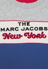 Little Marc Jacobs - UNISEX - Sweatshirt - grey/blue - 2