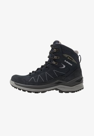 TORO EVO GTX® MID - Hiking shoes - navy