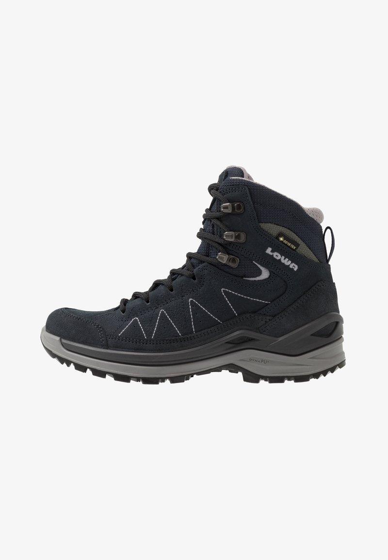Lowa - TORO EVO GTX® MID - Hiking shoes - navy