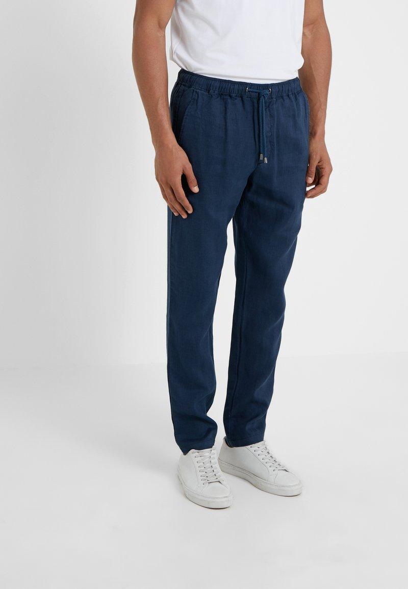 Sand Copenhagen - JASON - Trousers - blue