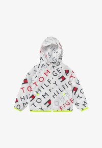 Tommy Hilfiger - SPORT PRINTED - Veste coupe-vent - white - 2