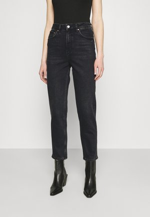NEELA - Jeans a sigaretta - offblack