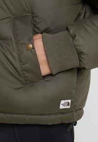 The North Face - PARALTA PUFFER - Dunjakke - new taupe green/british khaki - 5