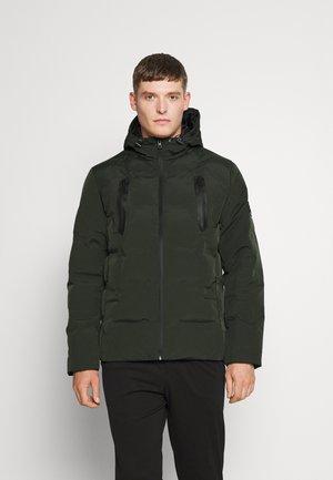 TAYLAN - Winter jacket - deep forest
