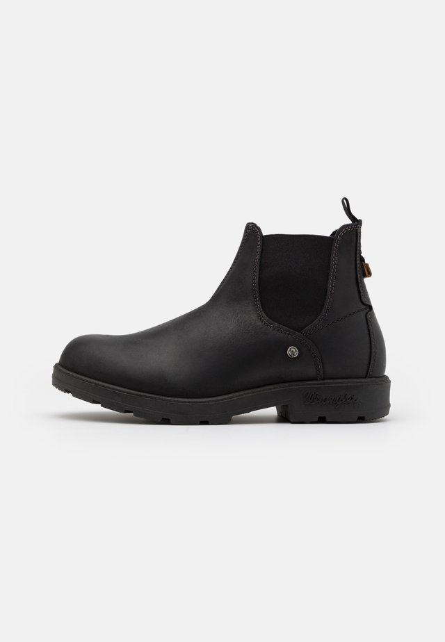BUDDY - Kotníkové boty - black