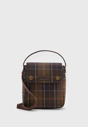 CALAN TOTE - Across body bag - classic tartan