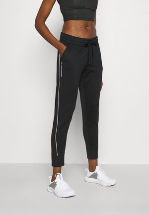 RUSH TRICOT PANT - Teplákové kalhoty - black
