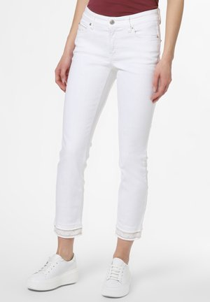 PARIS - Slim fit jeans - weiß