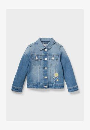Denim jacket - denim-blue