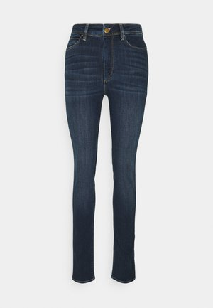ESSENTIAL STRETCH - Slim fit jeans - denim dark blue