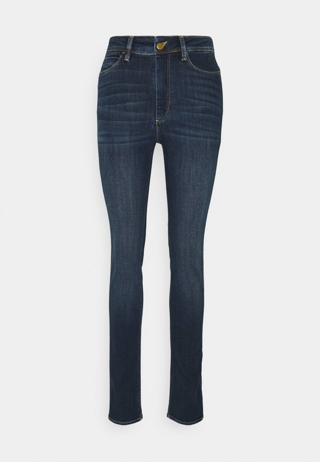 ESSENTIAL STRETCH - Jeans slim fit - denim dark blue