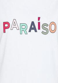 Banana Republic - PARAISO GRAPHIC - Print T-shirt - white - 5