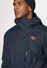 Helly Hansen - VANCOUVER JACKET - Hardshell jacket - navy - 5