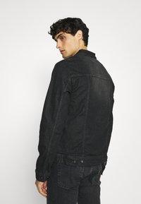 INDICODE JEANS - GLENALVON - Denim jacket - black - 2