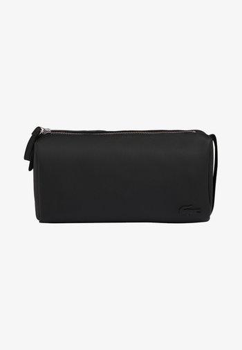 TOILET KIT - Wash bag - black