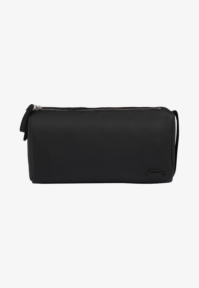 Lacoste - TOILET KIT - Wash bag - black