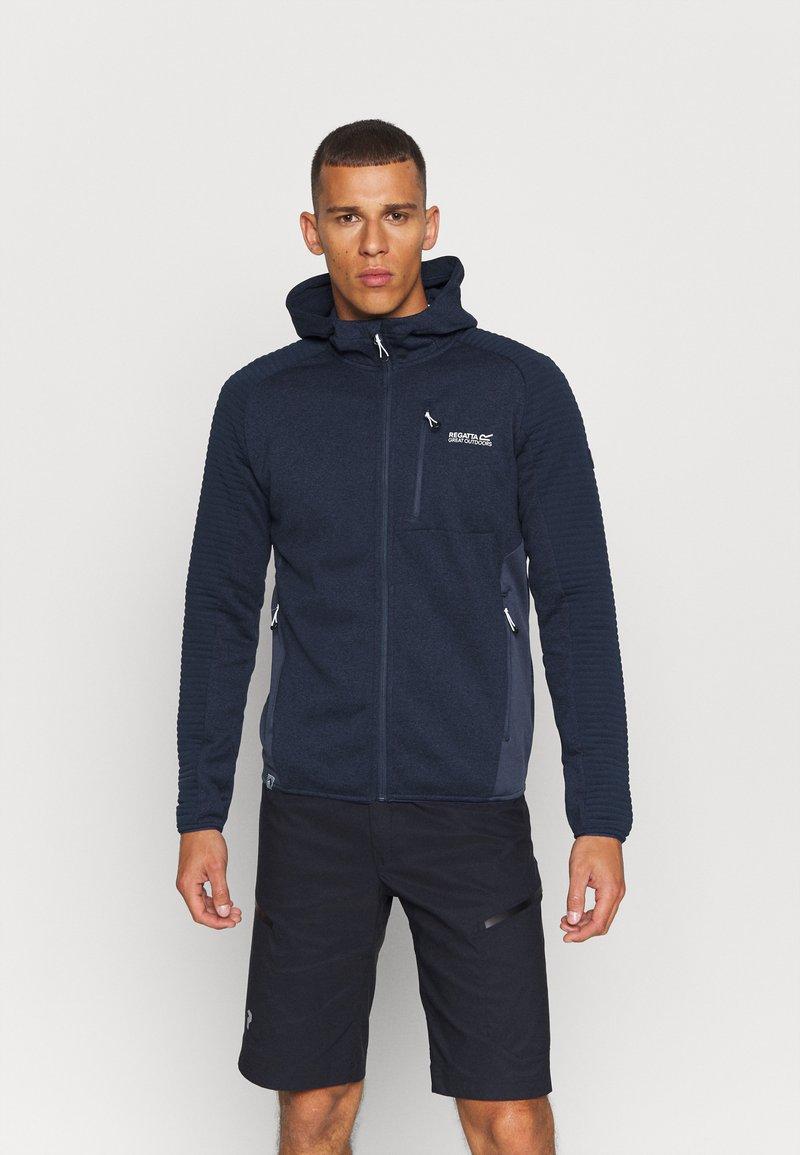 Regatta - WOODFORD - Fleece jacket - night
