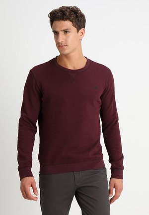 Sweatshirts - bordeaux